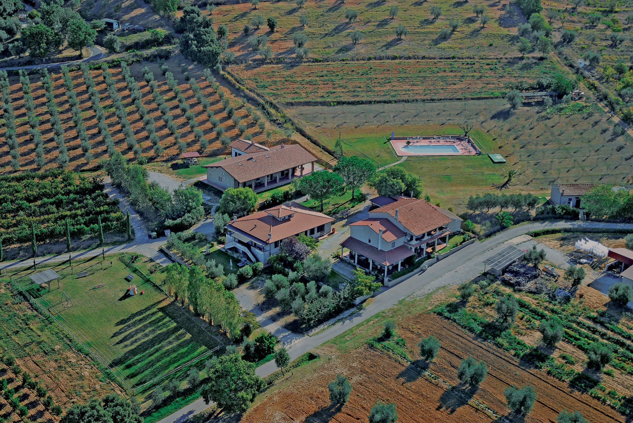 AGRITURISMO SCARLINO FOLLONICA